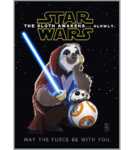 Star Wars - The Sloth Awakens