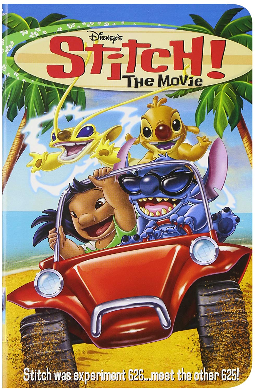 Stitch! The Movie (video)