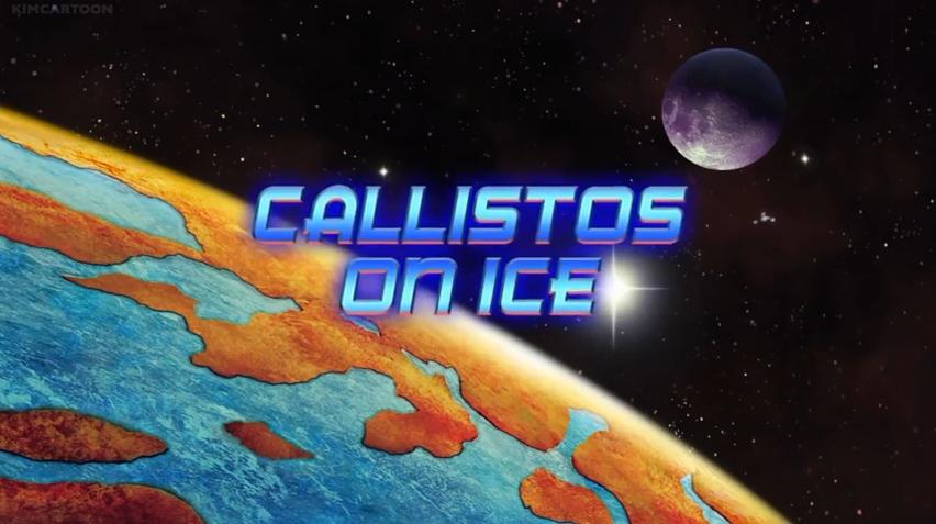 Callistos on Ice