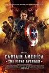Captain America Theatrical Poster