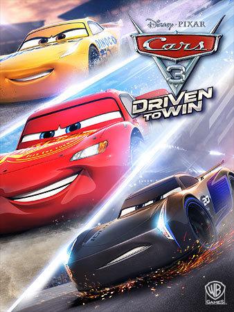 Carros 3: Correndo para Vencer