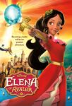 Elena of Avalor Poster (Without The Disney Channel)