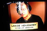 Lance Henriksen as Kerchak