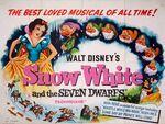 Snow white uk poster 1964 1