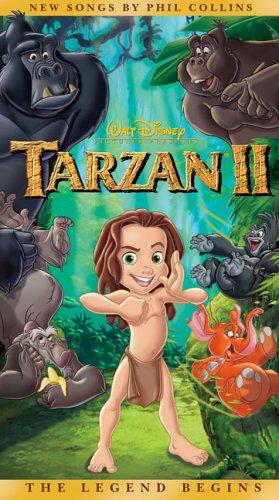Tarzan II (video)