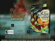 Tim Burton's The Nightmare Before Christmas Oogie's Revenge Commercial (BVG Games)-2