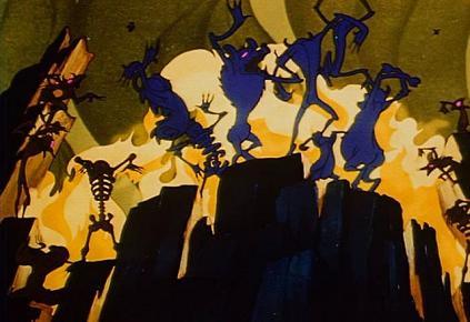 Los Demonios de Chernabog