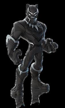 Disney INFINITY Black Panther Render.png