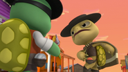 El Yo-Yo and the Twirler Kid