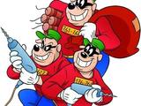 Los Beagle Boys