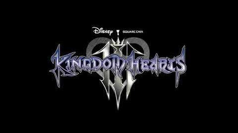 "Kingdom Hearts III - ""Chikai"" by Utada Hikaru *Full (Japanese)*"