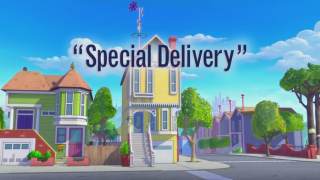 Special Delivery (Puppy Dog Pals)