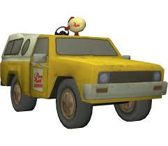 Ciężarówka Pizza Planet