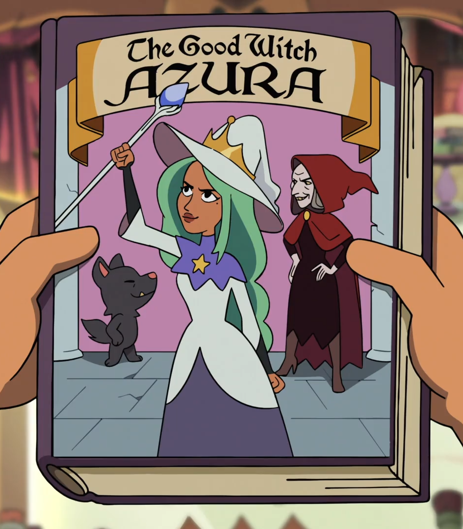 The Good Witch Azura