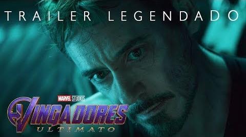 Vingadores Ultimato – Trailer legendado, 25 de Abril nos Cinemas.