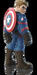 Captain America DI Render
