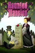 Haunted Mansion comic 8