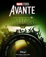 Marvel Studios Avante - Especial 3 - Pôster Nacional