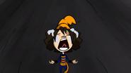 Rachel terror scream