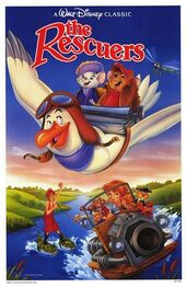 Rescuers Poster HQ