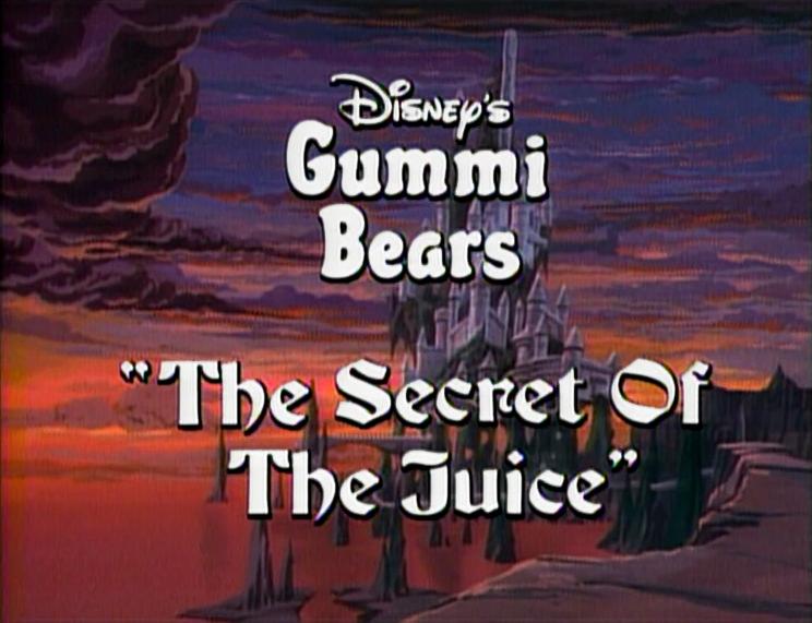 The Secret of the Juice