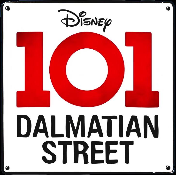 Rua Dálmatas 101
