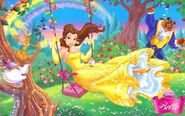 640px-Belle Wallpaper