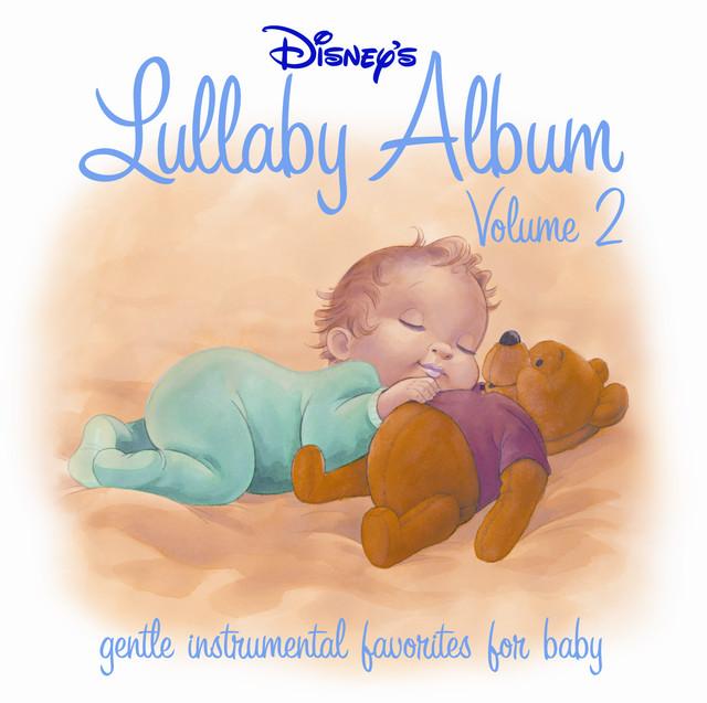 Disney's Lullaby Album Volume 2: Gentle Instrumental Favorites for Baby