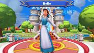 Belle Disney Magic Kingdoms Welcome Screen