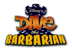 Dave the Barbarian logo.png