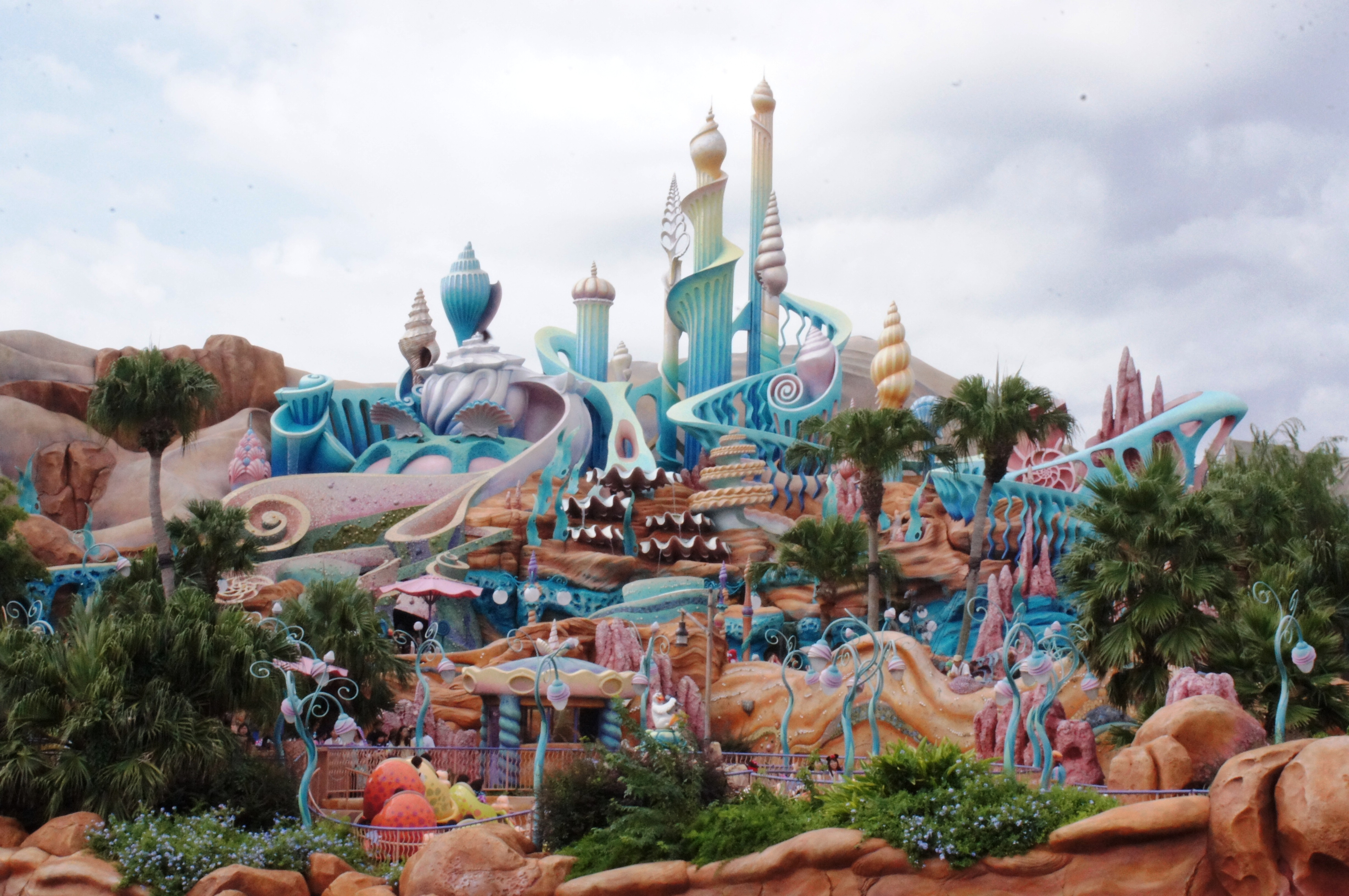 Create A Mermaid World My Mermaid Lagoon Pearl/'s Lagoon Kid/'s Fantasy Playset