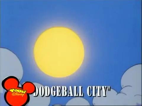 Dodgeball City