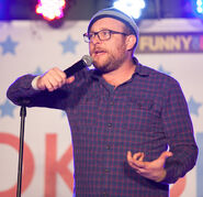 James Adomian stand up at Jokes for Votes
