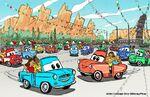 Luigi's Rollickin' Roadsters 02