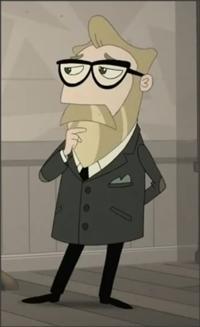 Professor Ross Eforp