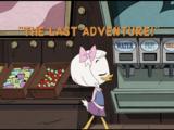 The Last Adventure!