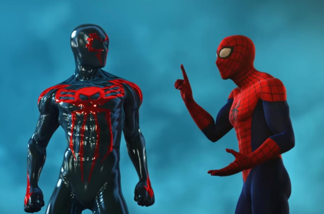 The Spider-Verse - Teil 1