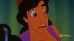 Aladdin Shocked