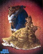 Belle Disney Fairytale