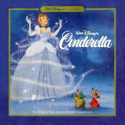 Cinderella soundtrack original release