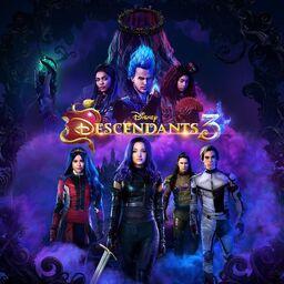 Descendants 3 Soundtrack.jpg