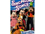 Disney's Sing-Along Songs: Disneyland Fun