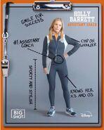 Holly Barrett Big Shot Clipboard
