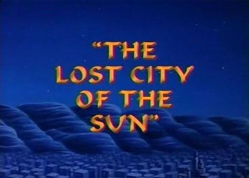 A Cidade Perdida do Sol