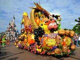 Mickey's Halloween Celebration