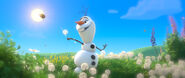 Olaf/Summer, In Summer