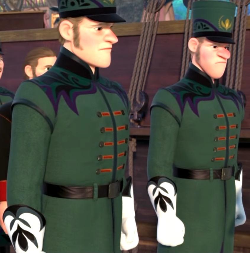 Royal Guards (Frozen)