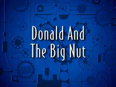 Donald and the Big Nut