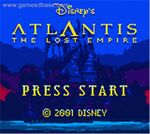 Atlantis- The Lost Empire - 2001 - THQ, Inc