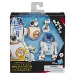 BB-8, R2 and D-O TROS - Hasbro